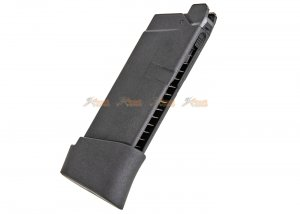 umarex 14rds extended gas magazines by vfc umarex g42 gbb