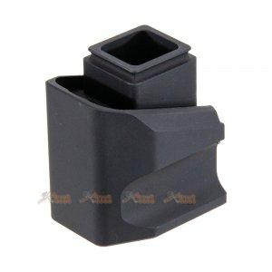 jdg floyds licensed mag extension pad marui we g series gbb black