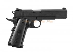 ARROW ARMS Hong Kong Version GLOCK M1911 .45 auto GBB (Black)