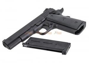 arrow arms hong kong version glock m1911 .45auto gbb black