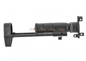 army force stock cnc aluminum for cyma mp5k aeg black