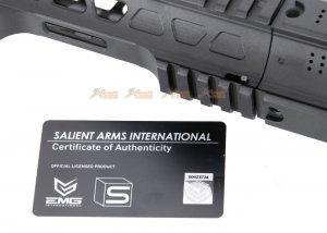 g&p cqb railed handguard with sai qd system for tokyo marui g&p m4 m16 aeg rifle black