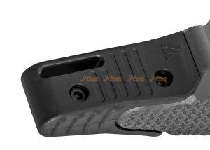 airtech studios stock-butt extension for g&g apr9 556 series gos-v5 series black