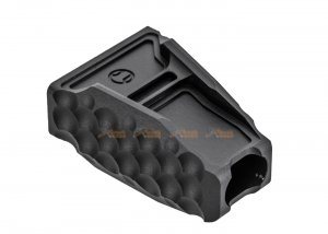 rgw anchor style aluminum hand stop for m-lok keymod airsoft black