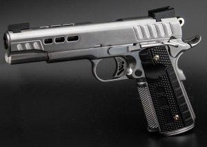 WE Ascend KP1911 M1911 GBB (Silver)