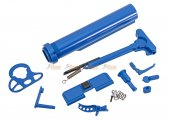 CYMA Color-Coordinated Accessory Kit for M4 AEG (Blue)