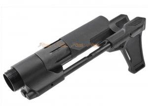 GK Tactical PDW Stabilizer for Tokyo Marui M4 MWS GBBR - Black