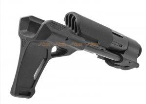 gk tactical pdw stabilizer for tokyo marui m4 mws gbbr black
