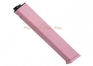 Classic Army 120rds Mid-Cap Magazine for Classic Army Nemesis X9 & G&G ARP9 Series Airsoft AEG - Pink