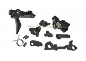 Guns Modify EVO Steel 2 Mode Firing System (GEI AR Trigger) for Tokyo Marui MWS GBBR -Black
