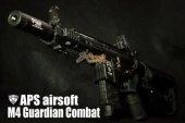 APS ASR-112 M4 Guardian Combat EBB AEG ASR112