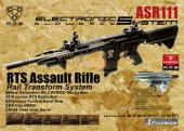 APS ASR111 Guardian Tactical Style EBB AEG ASR111