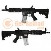 APS M4 CQB/R Electric Blowback Rifle (ASR103)