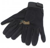 Full Fingers Anti-Slip Gloves for Airsoft Paintball - L Size