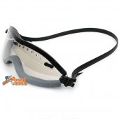 EMERSON Boogle Regulator Goggle ( Limpid ) for Airsoft Game