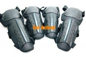 Knee & Elbow Protective Pads for Airsoft Paintball BMX