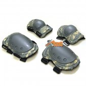 Tactical Knee & Elbow Pad Set (ACU)