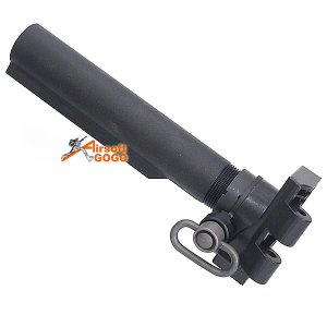G36 Stock Adaptor w/ M4 6-Position Pipe for Marui, Classic Army, JG AEG