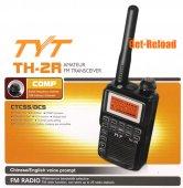 TYT TH-2R UHF 400-480MHz Mini Handheld Two-Way Radio