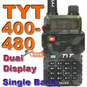 TYT TH-F8 400-480 Dual Display 2-Way Radio - Camouflage