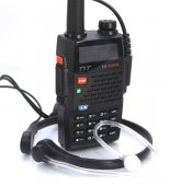 TYT TH-UVF9 Dual Band Radio 400-470Mhz + Throat-Vibration Mic
