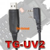 USB Program/Programing Cable for Kenwood TK260 TK-2200/3200 TK-4
