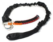 Element Nylon Lanyard LBT QD Black Sling